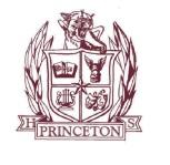 Princeton HS Seal